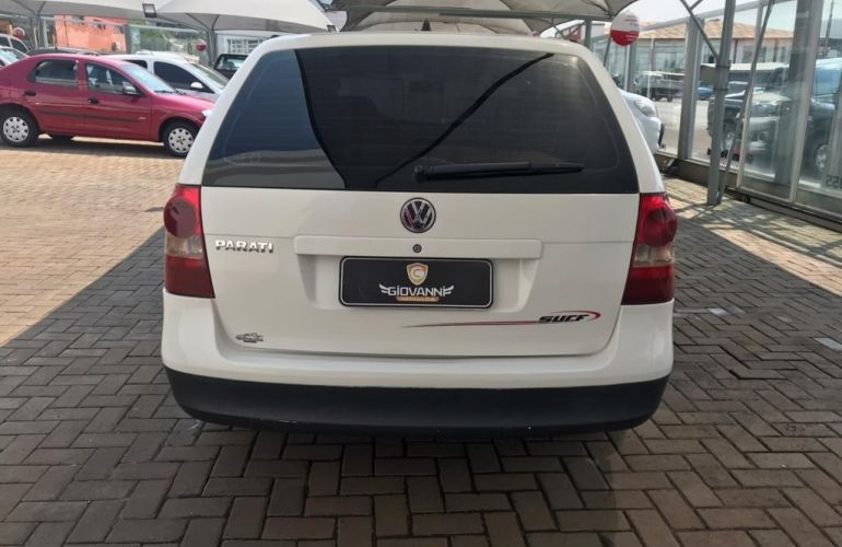 Volkswagen Parati 1.6 G4 (Flex) - Foto #10