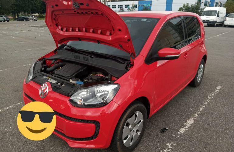 Volkswagen Up! 1.0 12v E-Flex red up! I-Motion - Foto #1