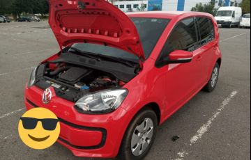 Volkswagen Up! 1.0 12v E-Flex red up! I-Motion