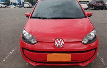 Volkswagen Up! 1.0 12v E-Flex red up! I-Motion - Foto #4