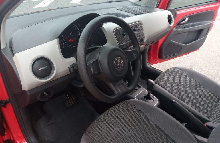 Volkswagen Up! 1.0 12v E-Flex red up! I-Motion - Foto #6