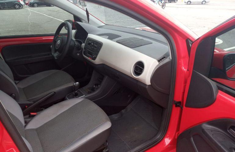 Volkswagen Up! 1.0 12v E-Flex red up! I-Motion - Foto #7