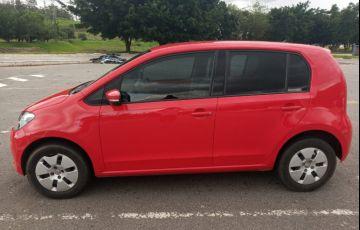 Volkswagen Up! 1.0 12v E-Flex red up! I-Motion - Foto #8
