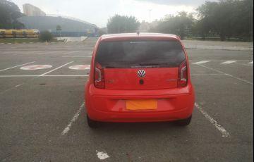 Volkswagen Up! 1.0 12v E-Flex red up! I-Motion - Foto #10