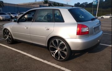 Audi A3 1.8 20V Turbo - Foto #6