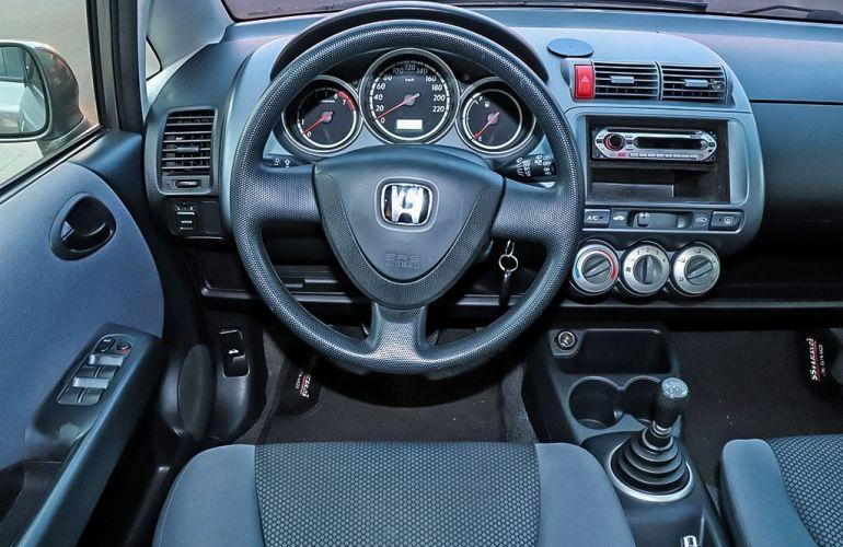 Honda Fit 1.4 LX 8v - Foto #6
