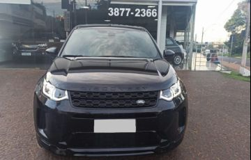 Land Rover Discovery Sport 2.0 D180 Turbo R-dynamic Se