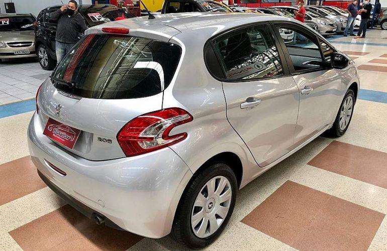 Peugeot 208 1.5 Active Pack 8v - Foto #8