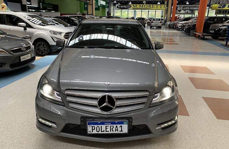Mercedes-Benz C 180 1.6 Cgi Exclusive 16V Turbo - Foto #3