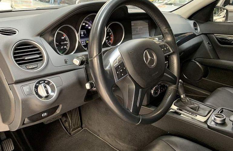 Mercedes-Benz C 180 1.6 Cgi Exclusive 16V Turbo - Foto #6
