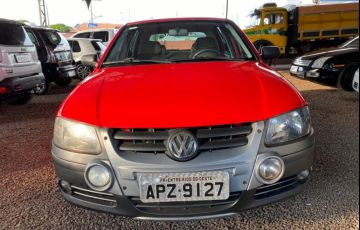 Volkswagen Gol Rallye 1.6 8V (Flex)