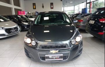 Chevrolet Sonic 1.6 LT 16v - Foto #3