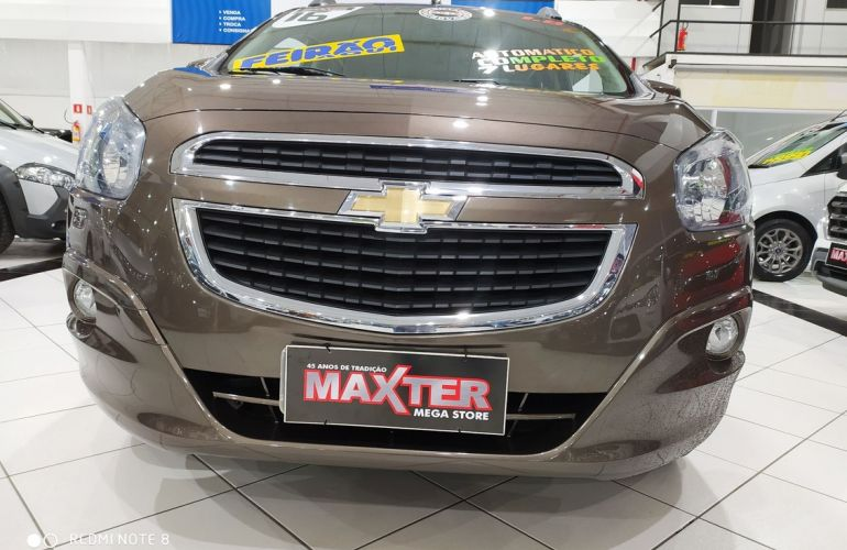 Chevrolet Spin 1.8 LTZ 8v - Foto #2