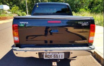 Toyota Hilux 3.0 TDI 4x4 CD SRV (Aut) - Foto #4