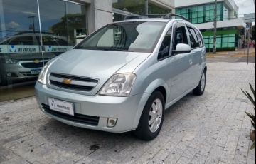 Chevrolet Meriva Premium 1.8 (Flex) (easytronic) - Foto #3