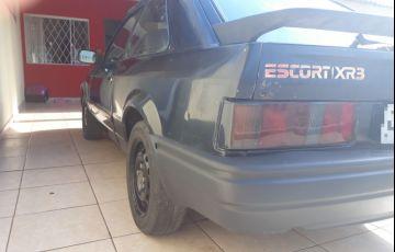 Ford Escort Hatch XR3 1.6 - Foto #6
