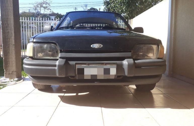 Ford Escort Hatch XR3 1.6 - Foto #8