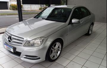 Mercedes-Benz C 180 1.6 Cgi Classic 16V Turbo