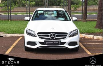 Mercedes-Benz C 180 1.6 Cgi Avantgarde 7g-tronic