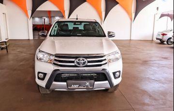 Toyota Hilux 2.8 Srv 4x4 CD 16v - Foto #1