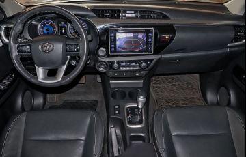 Toyota Hilux 2.8 Srv 4x4 CD 16v - Foto #4