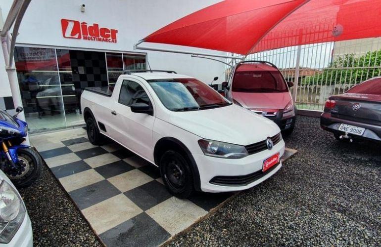 Volkswagen Saveiro 1.6 Mi Trendline CS 8v - Foto #2