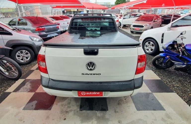 Volkswagen Saveiro 1.6 Mi Trendline CS 8v - Foto #5