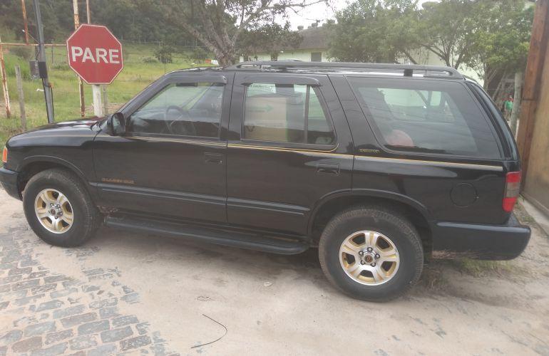 Chevrolet Blazer DLX Executive 4x2 4.3 SFi V6 - Foto #2