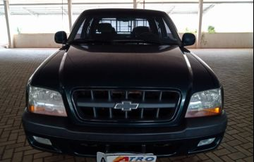 Chevrolet S10 Luxe 4x2 2.8 (Cab Dupla)