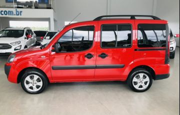 Fiat Doblò 1.8 Essence 7l