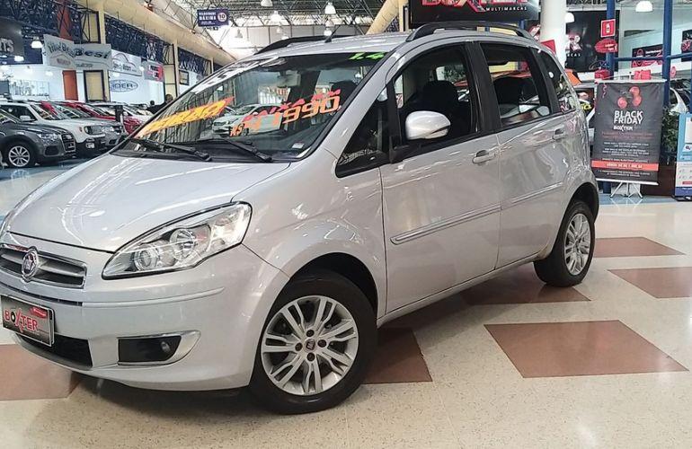 Fiat Idea 1.4 MPi Attractive 8v - Foto #9