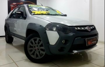 Fiat Palio 1.8 MPi Adventure Weekend 16v