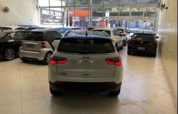 Jeep Compass Limited  AT9 4X4 2.0 16V Diesel - Foto #9