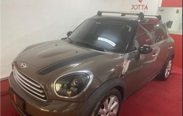 Mini Countryman 1.6 Chilli 16V 120cv Gasolina 4p Automático