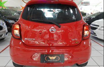 Nissan March 1.6 SV 16V Flexstart - Foto #7