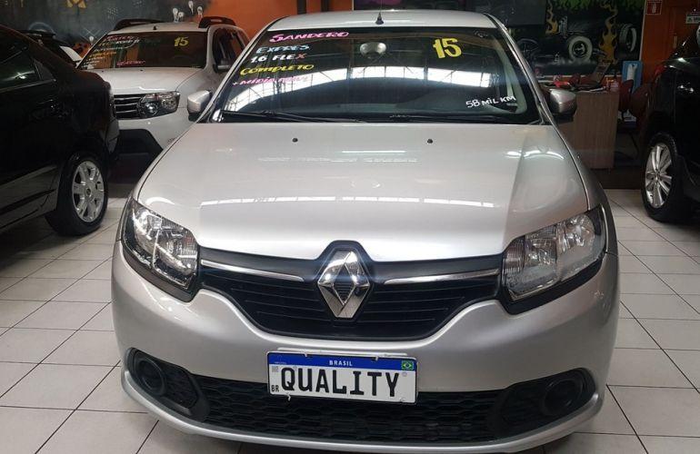 Renault Sandero 1.6 Expression 8v - Foto #2