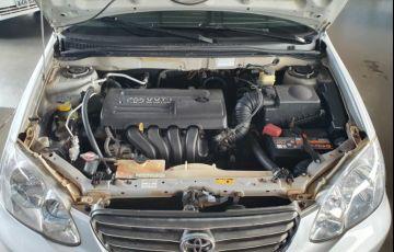 Toyota Corolla Sedan XLi 1.6 16V