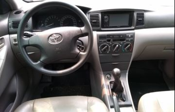 Toyota Corolla Sedan XEi 1.8 16V - Foto #10