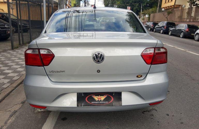 Volkswagen Voyage 1.0 12v MPi Total Trendline - Foto #6