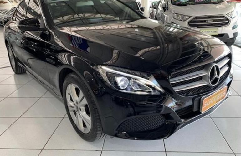 Mercedes-Benz C 180 1.6 Cgi Exclusive 9g-tronic - Foto #1