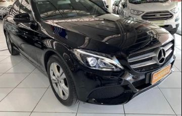 Mercedes-Benz C 180 1.6 Cgi Exclusive 9g-tronic