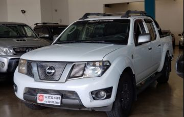 Nissan Frontier 2.5 SV Attack 10 Anos 4x2 CD Turbo Eletronic