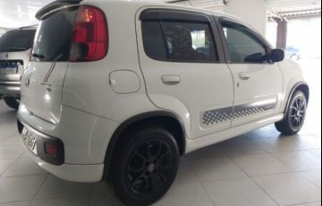 Fiat Uno Sporting 1.4 8V Flex - Foto #4