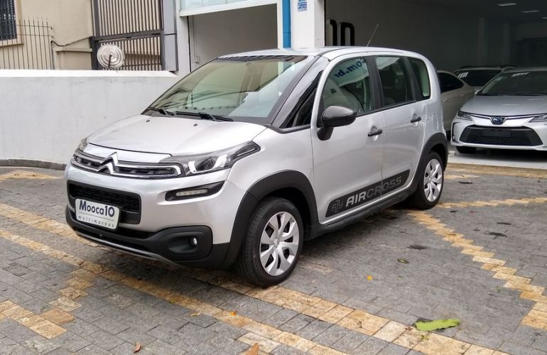 Citroën Aircross 1.6 16V Start - Foto #3