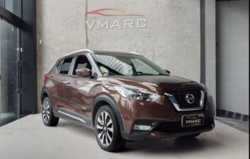 Nissan Kicks 1.6 16V Flexstart SV Limited