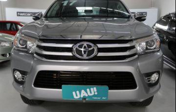 Toyota Hilux Srx 4x4 Cd 2.8  16v Diesel 4p - Foto #3