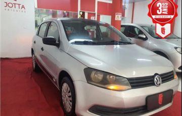 Volkswagen Gol 1.0 Mi Trendline 8V Flex 4p Manual - Foto #4