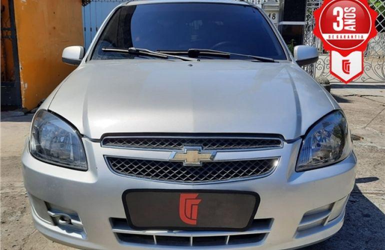 Chevrolet Celta 1.0 MPFi LT 8V Flex 4p Manual - Foto #3
