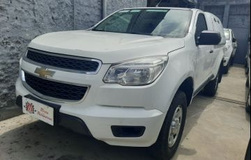 Chevrolet S10 2.4 LS 4x2 CS 8v