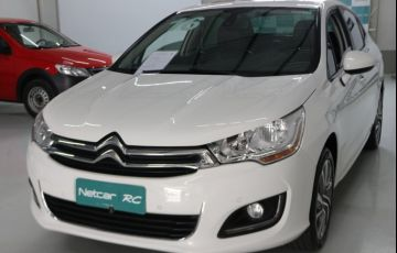 Citroën C4 Lounge Exclusive 1.6i THP 16V 165cv